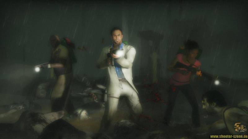 Left 4 Dead 2 is Now Available on Steam.