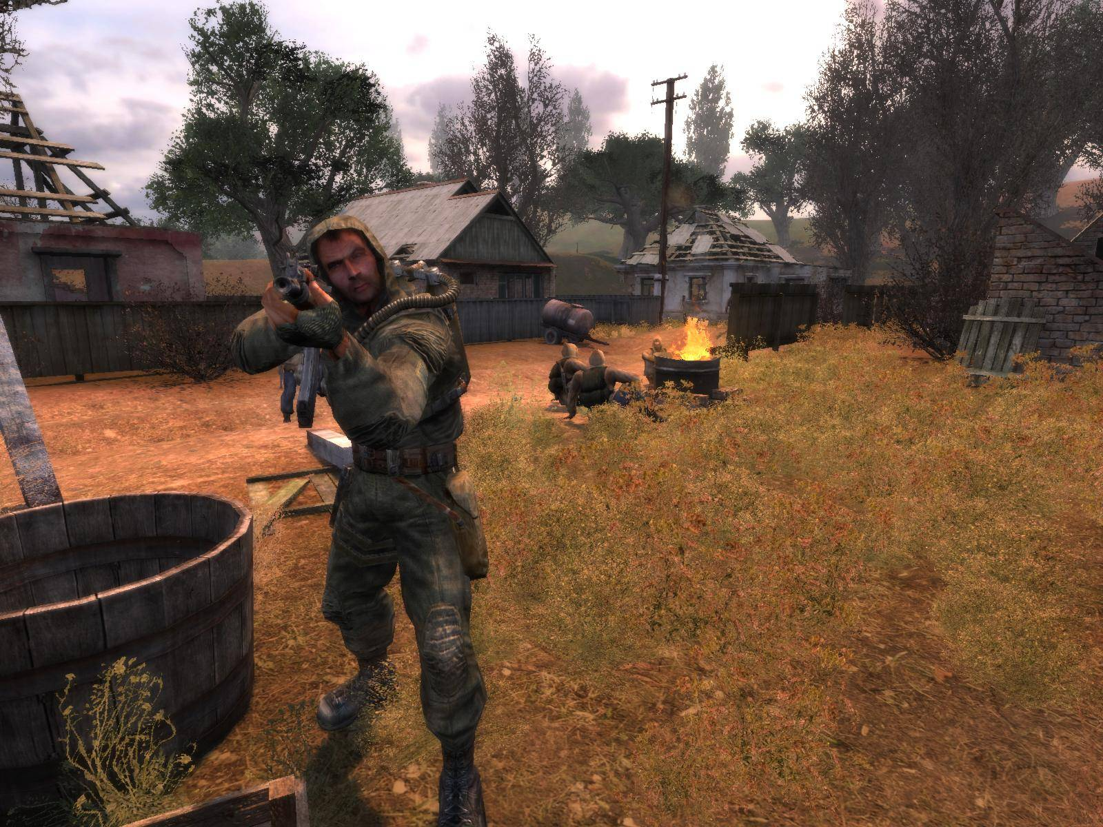 S.T.A.L.K.E.R- Shadow of Chernobyl Lost World Condemned (201.