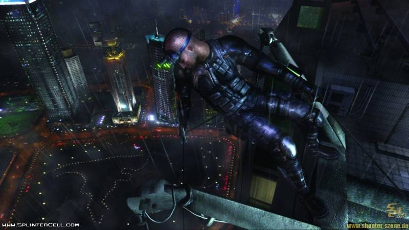 Splinter Cell Double Agent for NINTENDOWII to Rent.