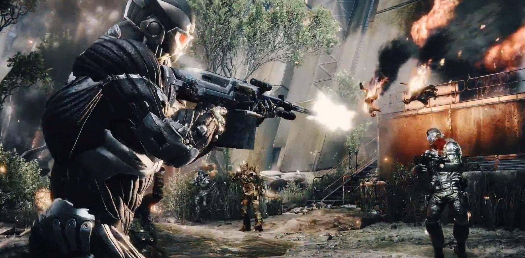 Crysis kehrt als Remastered Edition zurück!