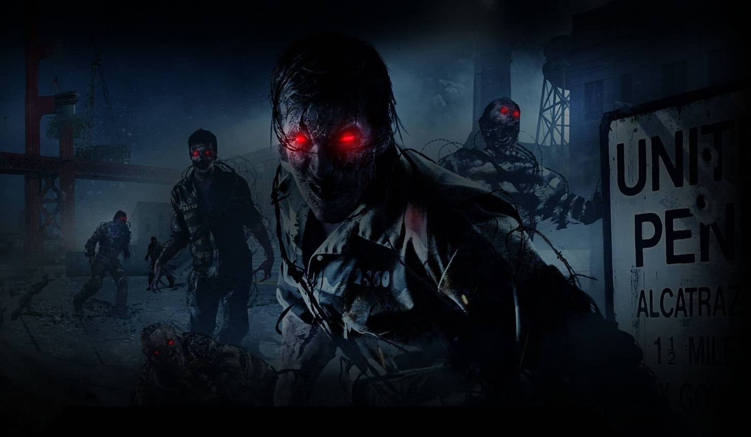 Call of duty black ops 2 neuer trailer zu mob of the - Mob of the dead pictures ...