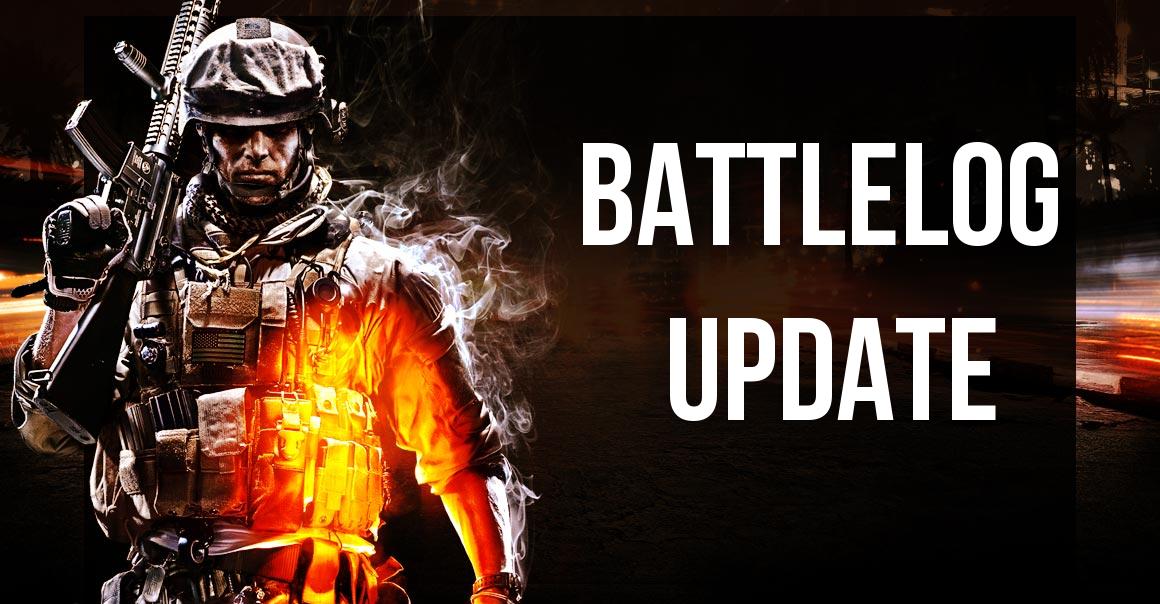 Battlelog: Update und neue Bannwelle