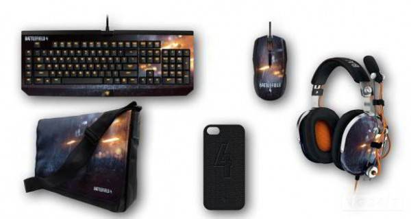 Battlefield 4: Merchandise enthüllt