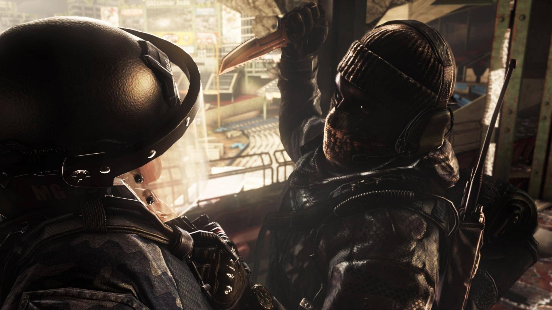 CoD: Ghosts Onslaught DLC dieses WE umsonst