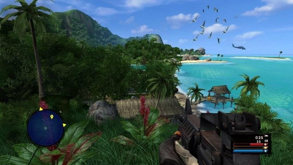 Far Cry Classic Screenshots aufgetaucht