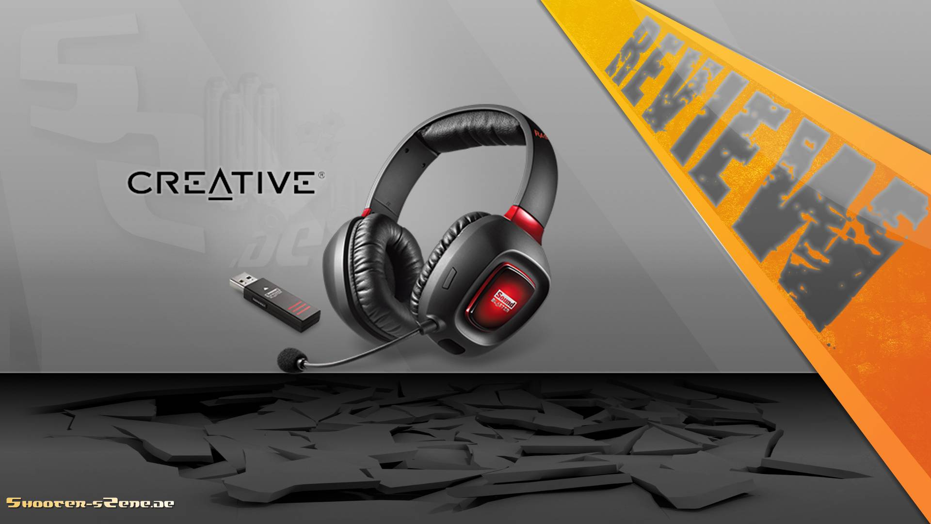 Review: Creative Soundblaster Tactic 3D Rage Wireless