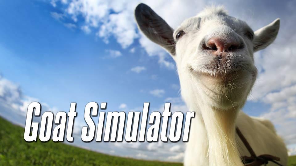goat simulator spielen