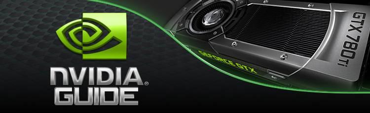 Der Nvidia Guide!