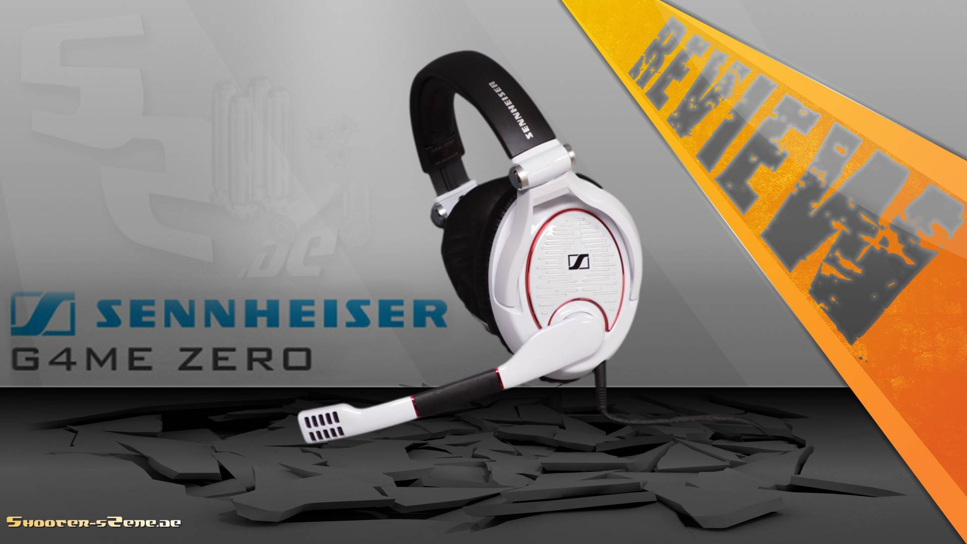Review: Sennheiser G4ME ZERO