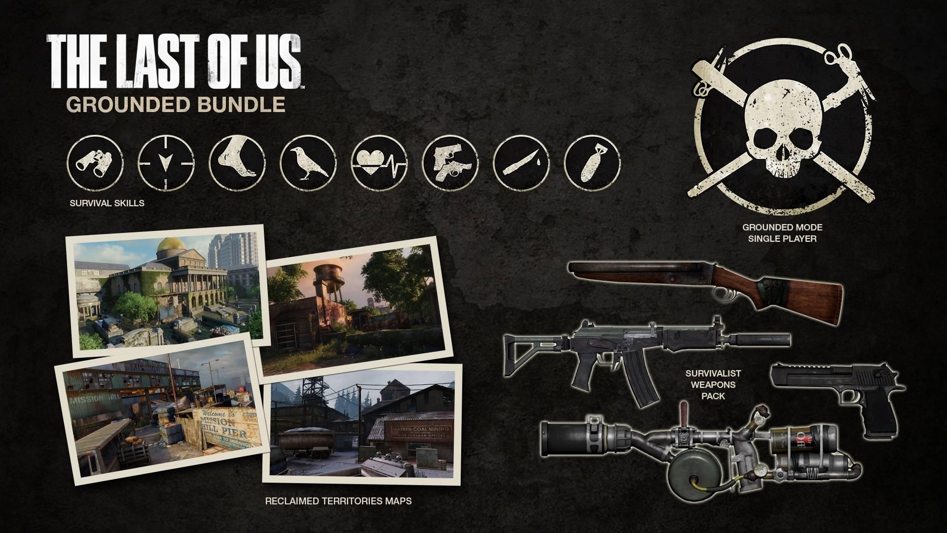 The Last of Us: Neue Maps, Skills und Waffen - Shooter-sZene