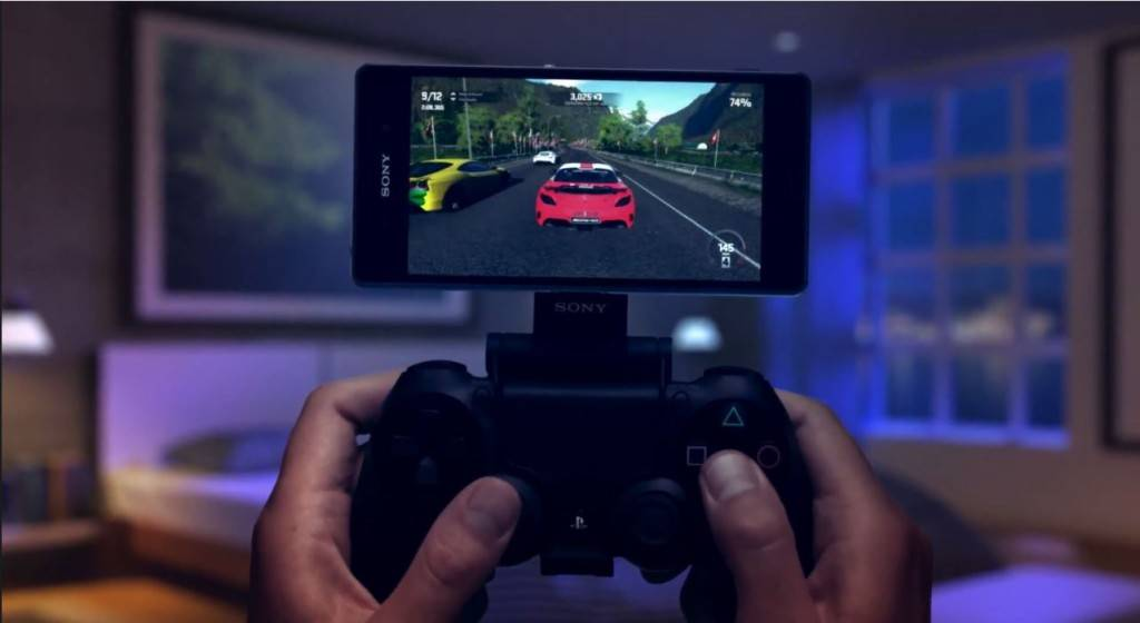 PS4 Z3 Remote Play