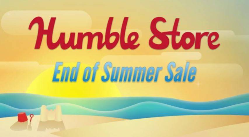 humble store end of summer sales