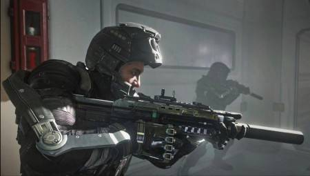 Call of Duty Advanced Warfare Exo-Skelett