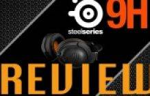 Review: SteelSeries 9H Gaming Headset