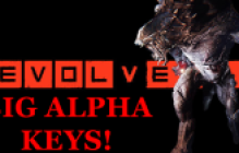 Evolve – Big Alpha Community Keys!