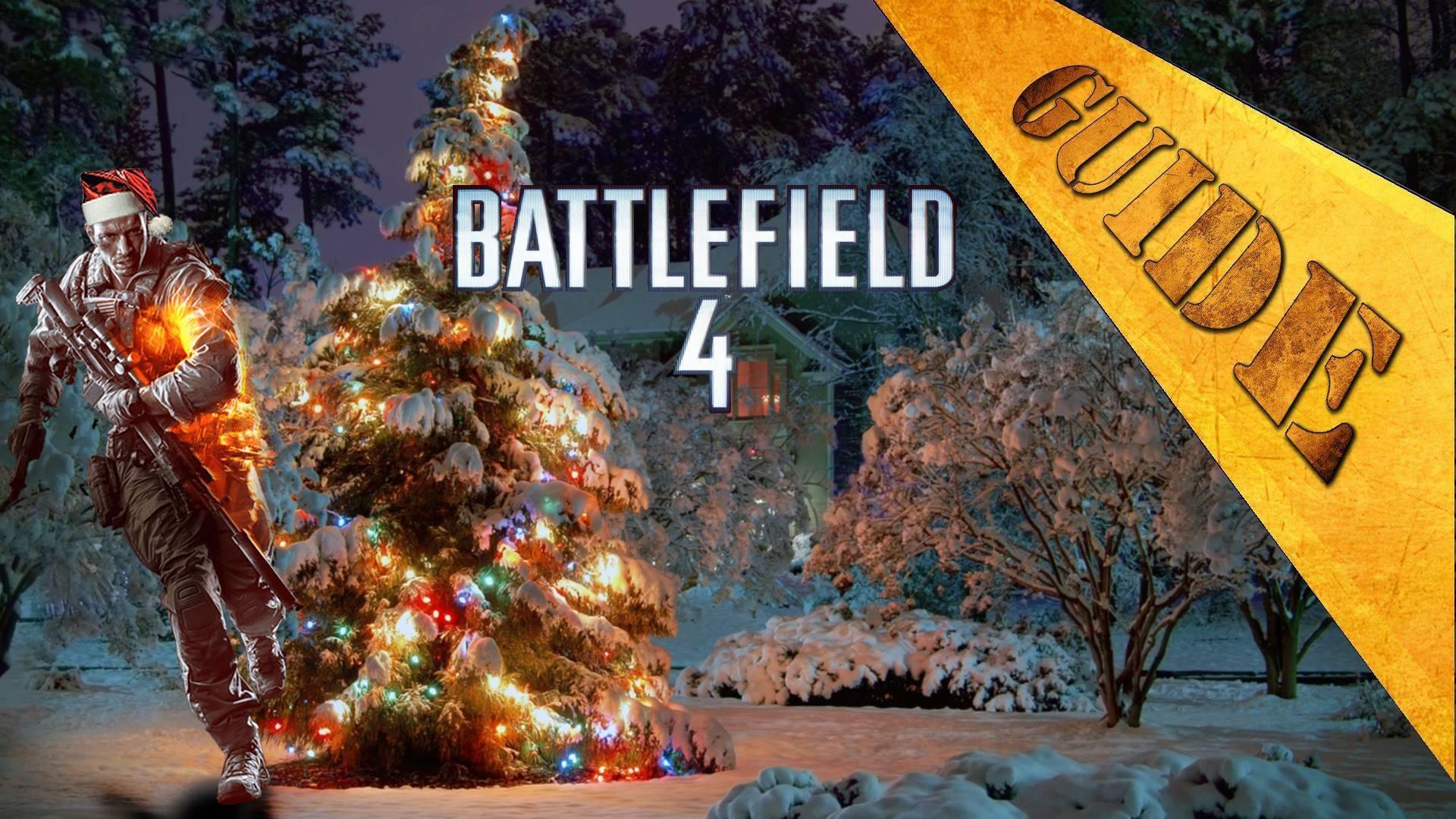 Battlefield 4 Guide Weihnachten 2 - Shooter-sZene