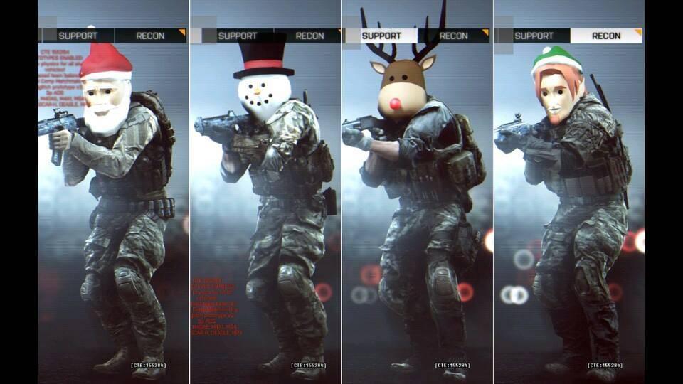 Battlefield 4: Ostereier zu Weihnachten? - Shooter-sZene