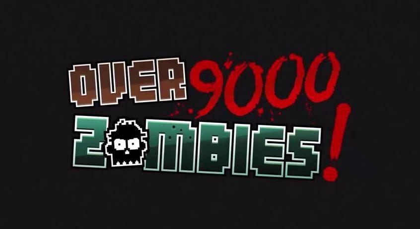 Over 9000 Zombies: Der nächste Arcade-Shooter ist da