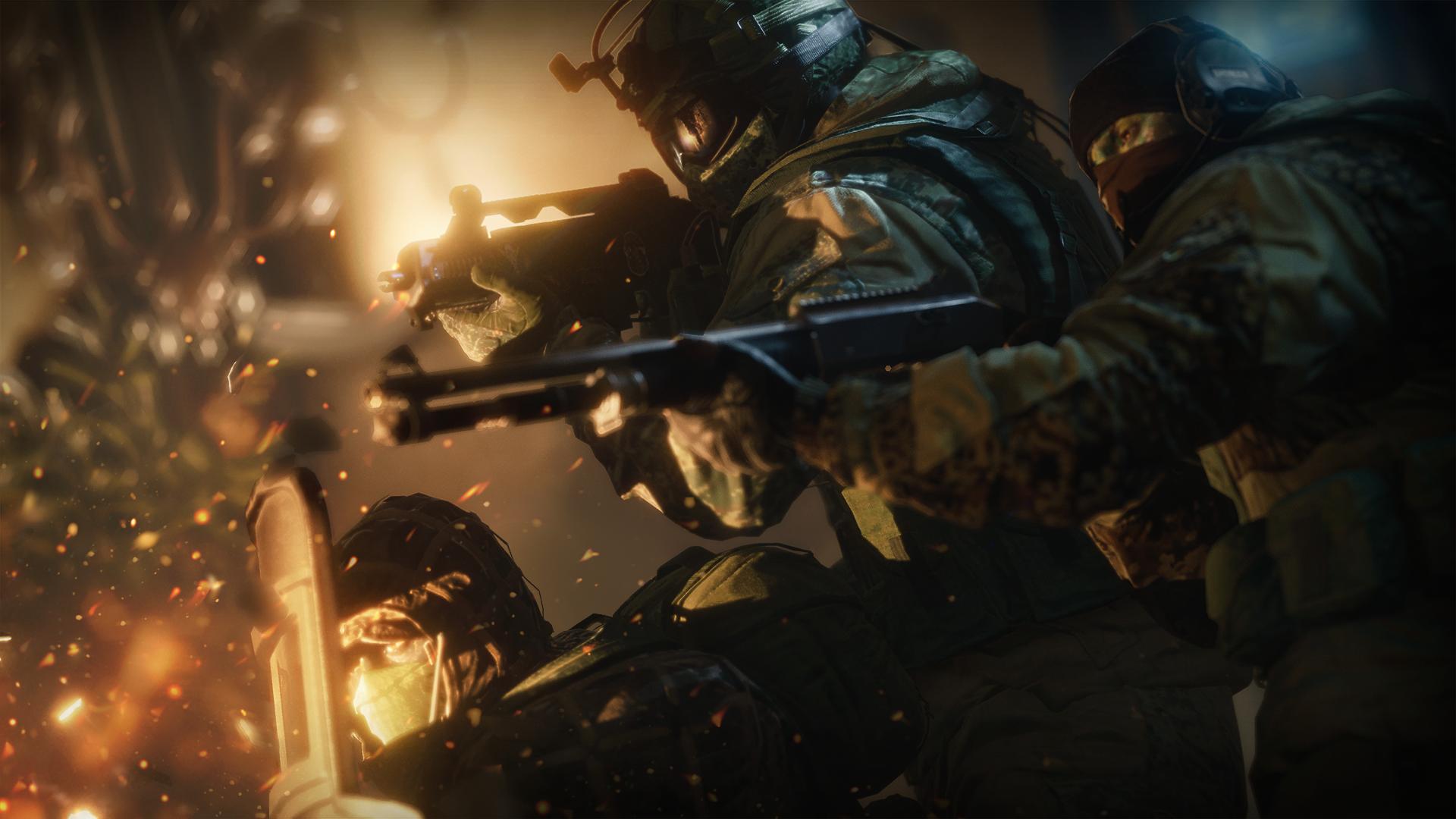 Rainbow Six Siege: Operator-Seasons enthüllt