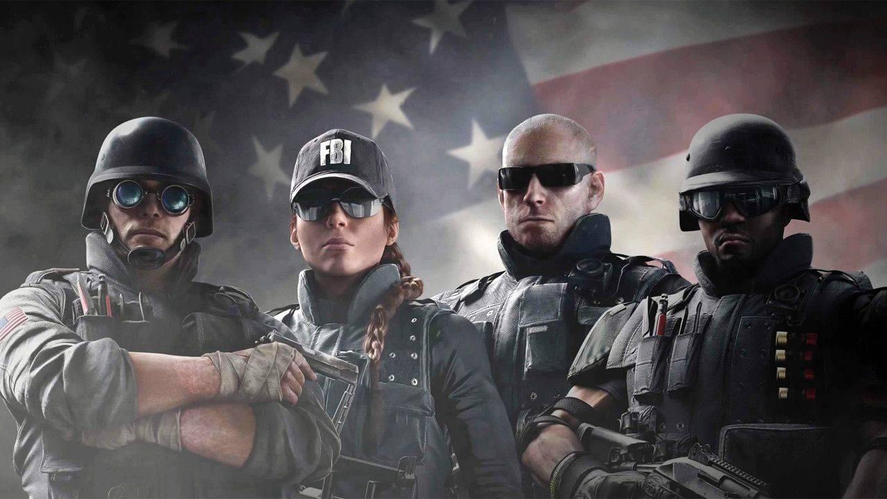 Rainbow Six Siege FBI