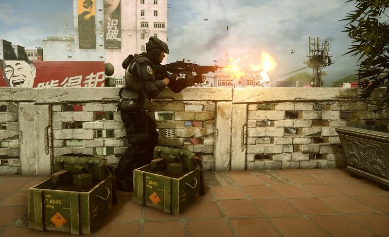 Battlefield 4 Ammo
