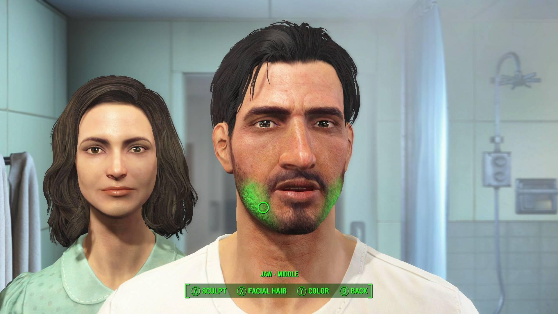 Fallout 4 Charakter