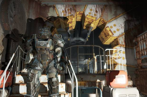 21 9 Fallout 4: Fallout 4 Fix: 21/9 Support, FOV Und Konfigurierungstools