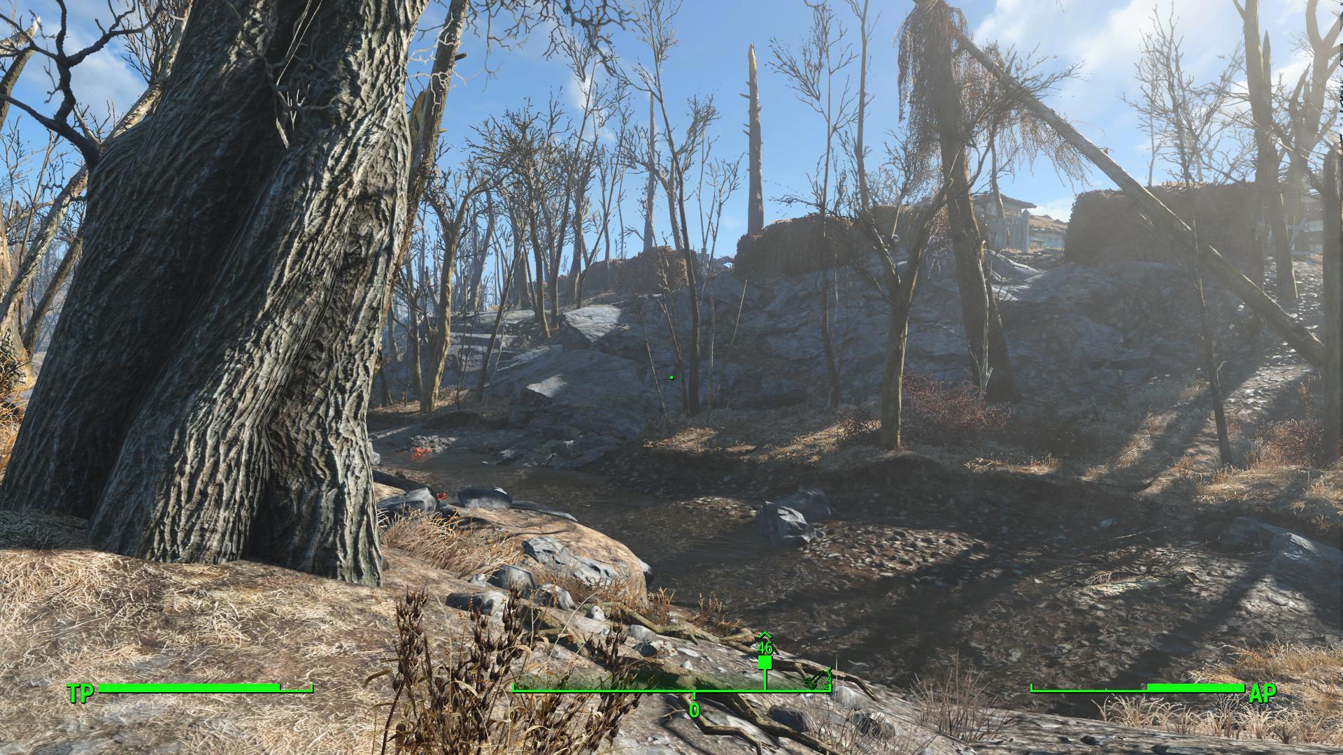 Fallout 4 Setting