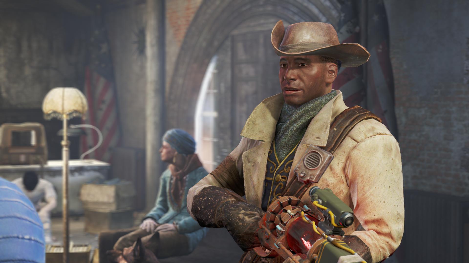 Fallout 4 Story 2