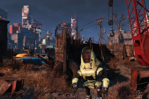 Fallout 4: Fan erstellt Rap-Video
