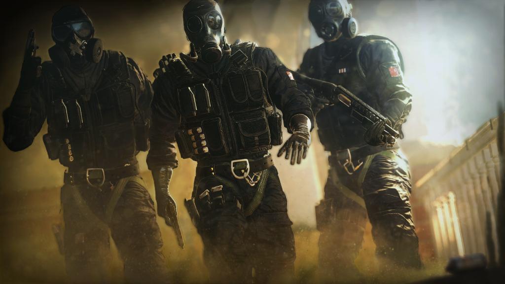 R6S_Rainbow Six: Siege