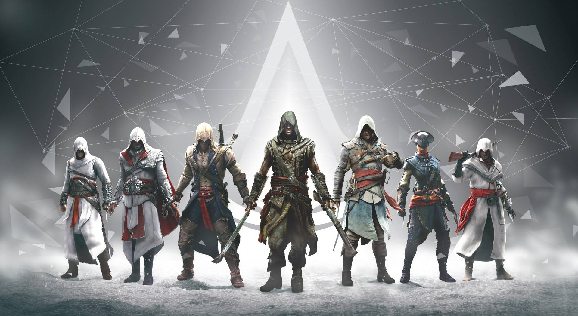Assassin's Creed Charaktere