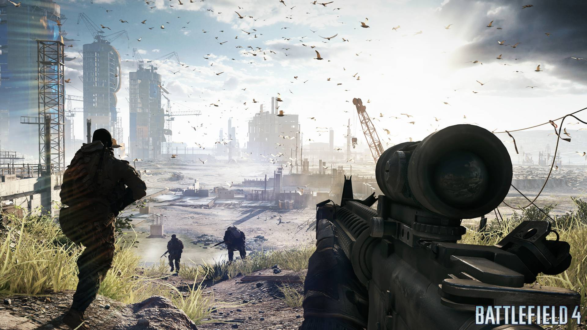 Battlefield 4 SP