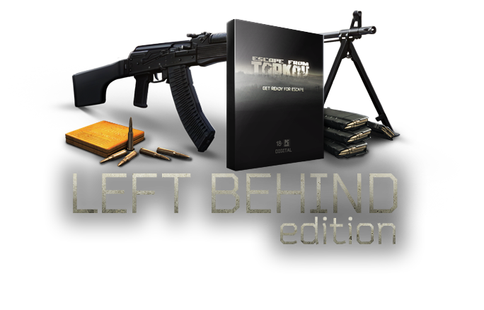 Escape from Tarkov Left Behind