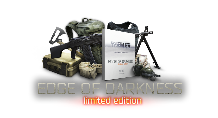 Escape from Tarkov edge of darkness