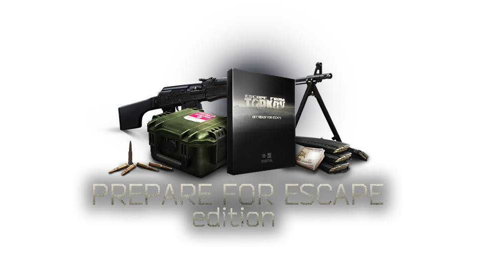 Escape from Tarkov prepare for escape