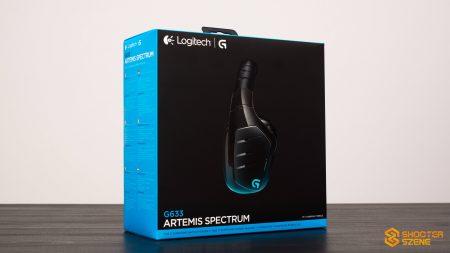 Logitech G633 Artemis Spectrum - Review - Shooter-sZene