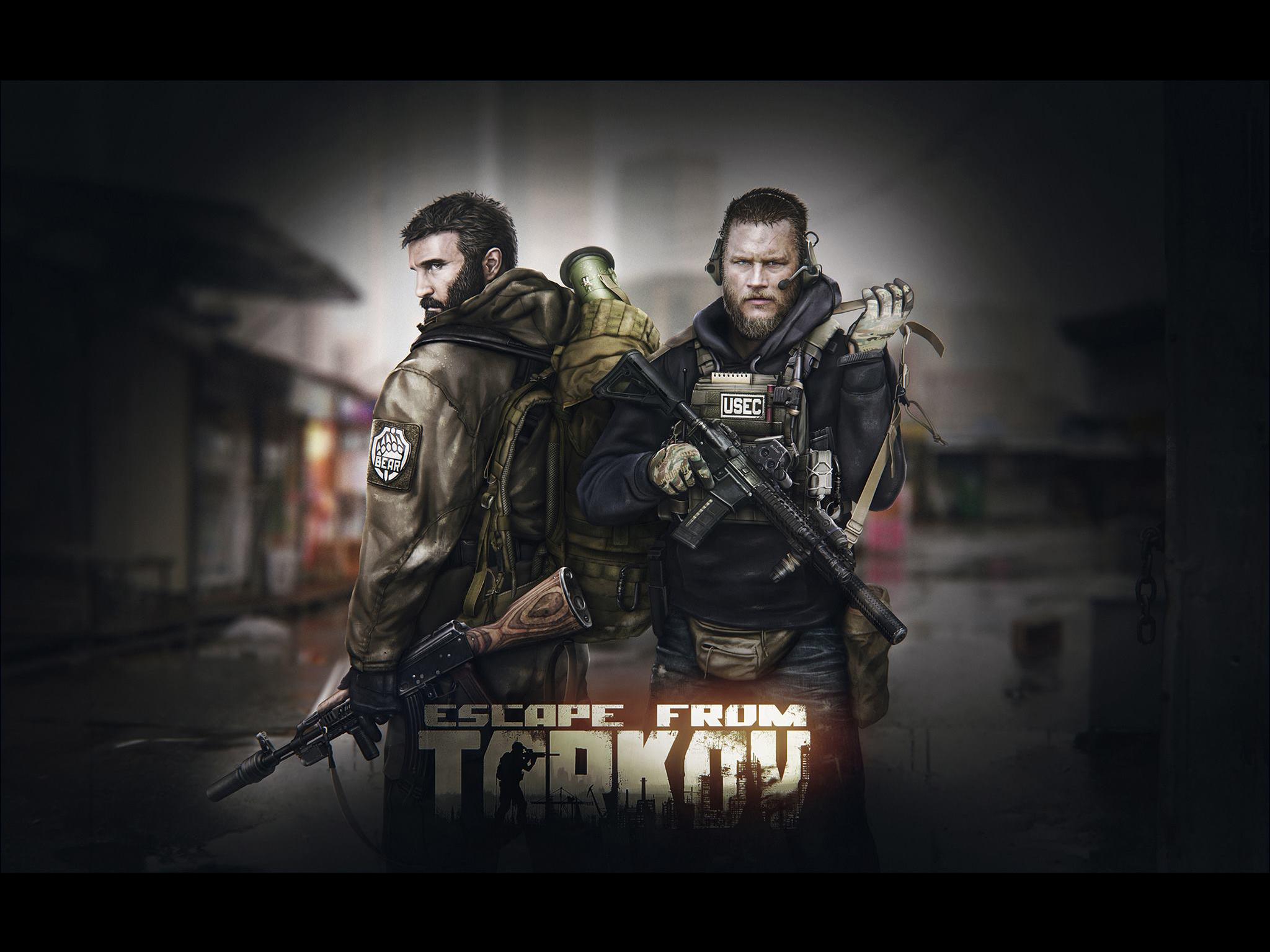 Geheimnis zu Escape from Tarkov