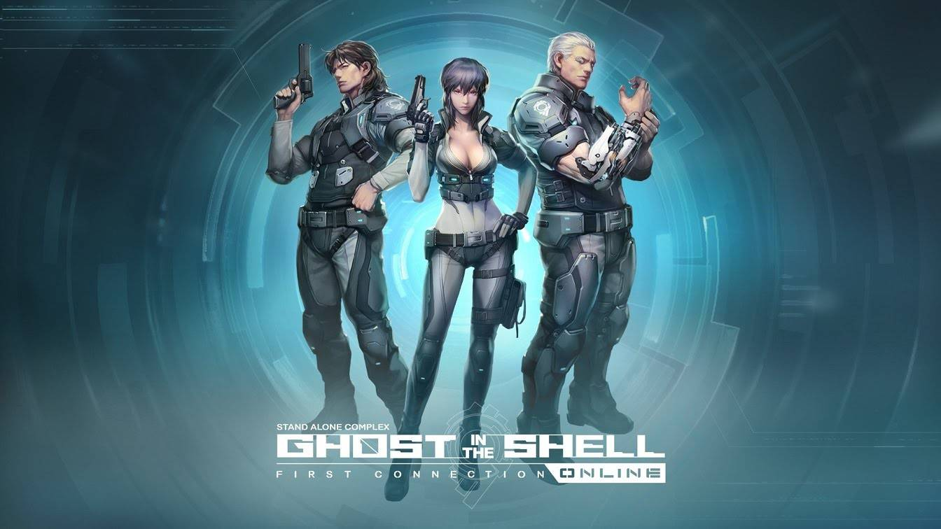 Preview: Ghost in the Shell