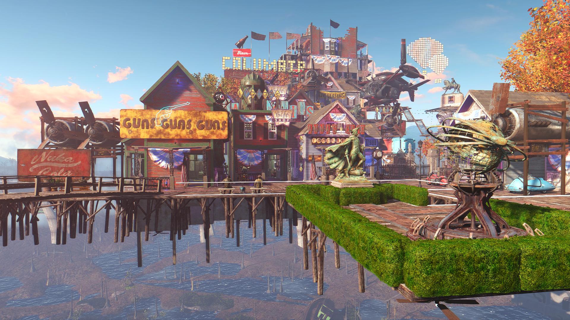 Fallout 4 BioShock Infinite Mod 1