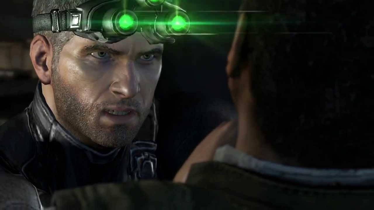 Sam Fisher - Splinter Cell