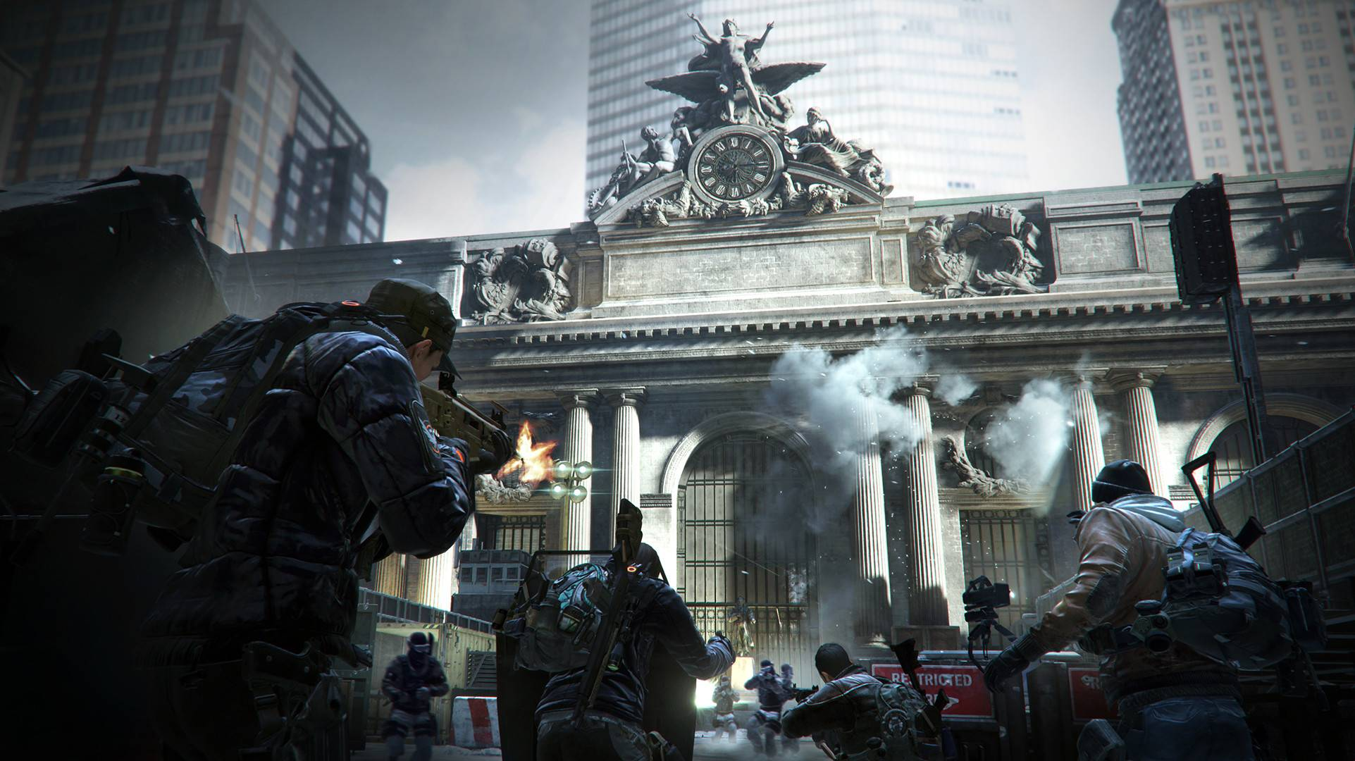 The Division – PC Gameplay und Grafikeinstellungen