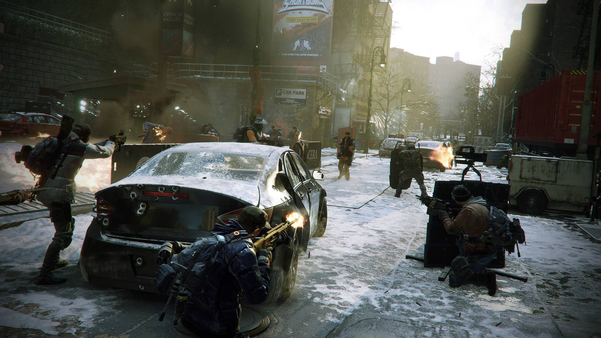 The Division – Framedrops auf Xbox One
