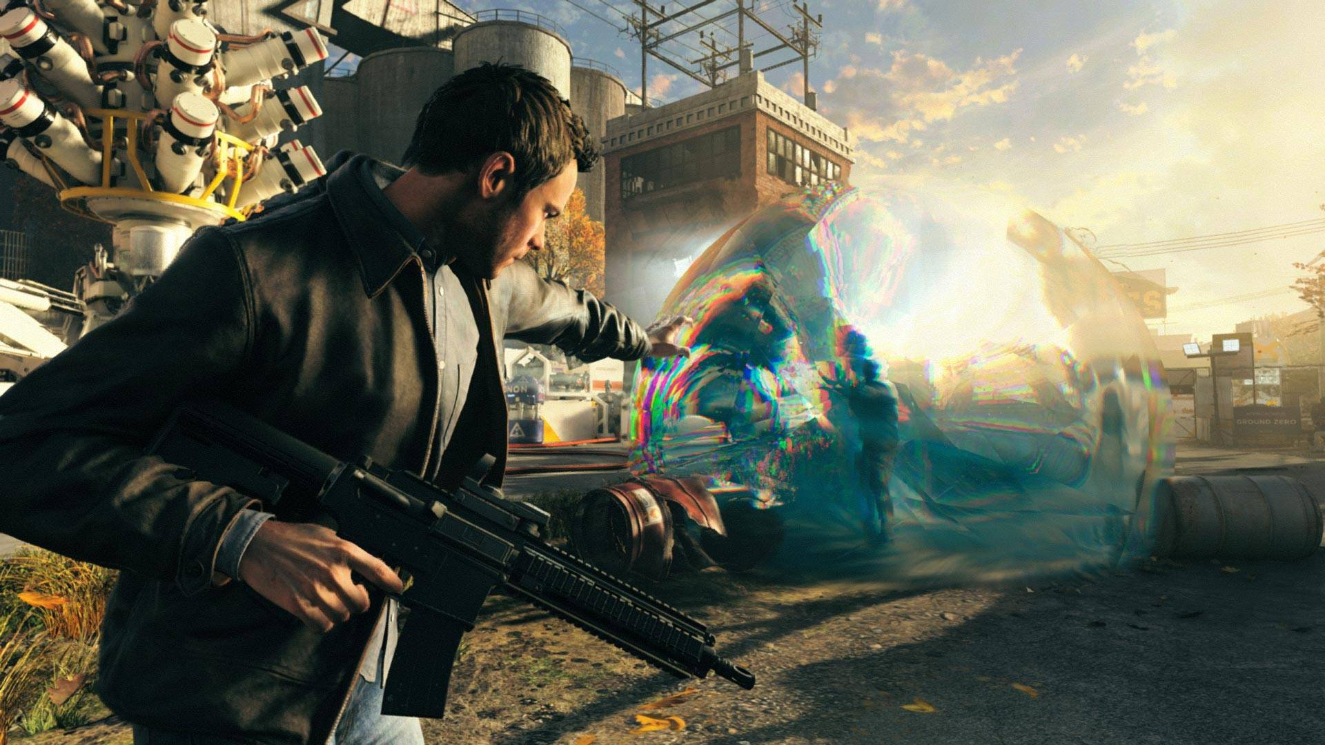 Quantum Break-Game-Time-Stop