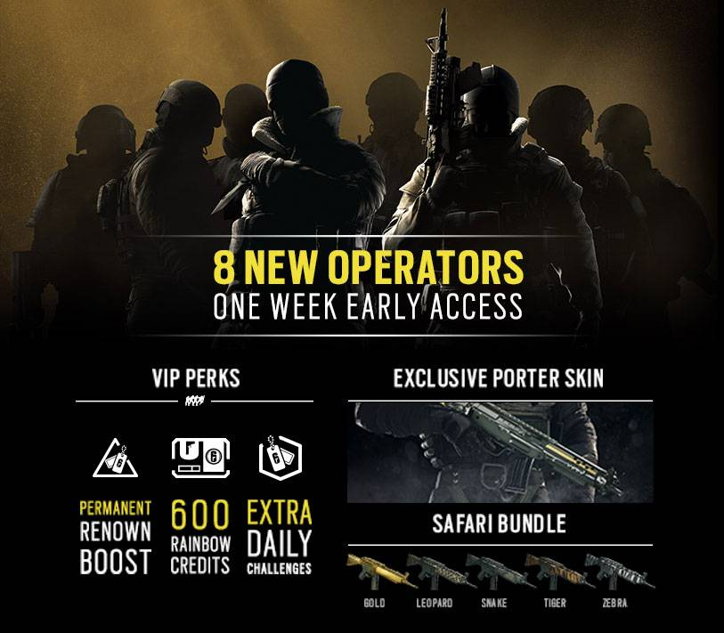 Siege Season Pass