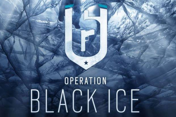 Rainbow Six Siege: Update Black Ice