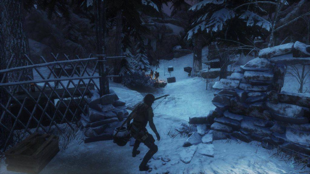 Rise of the Tomb Raider Widerstand der Verbliebenen