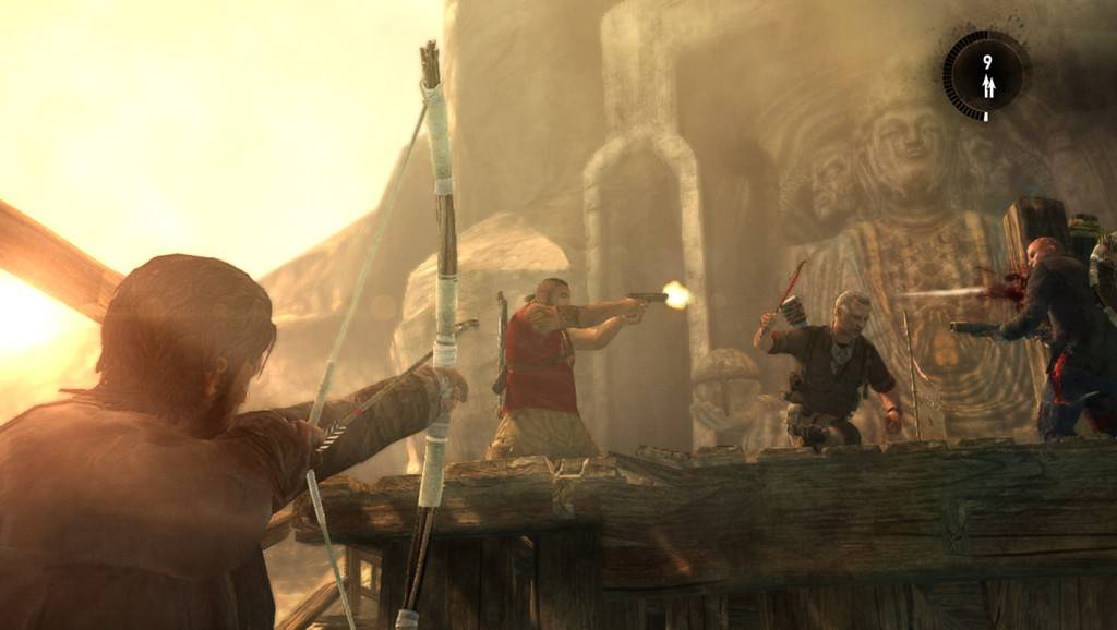 Tomb Raider Multiplayer