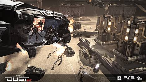 dust 514 ingame screenshot 2