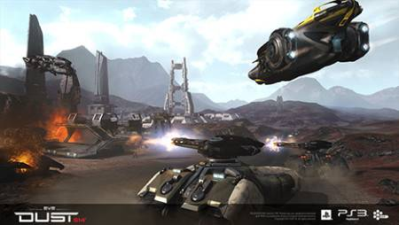 dust 514 ingame screenshot